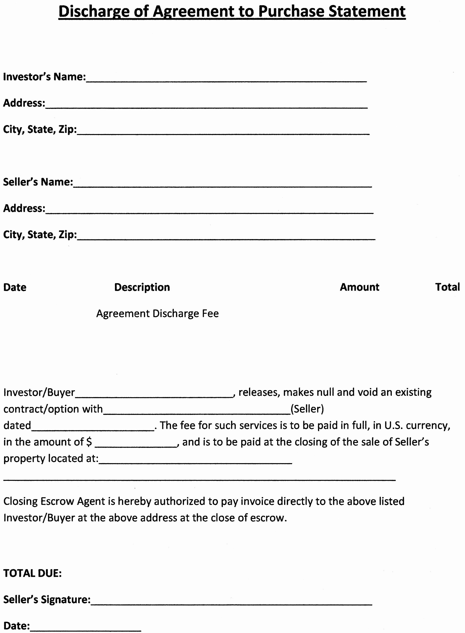Purchase Agreement Template for House New Pin by Denice Huntaro On Real State