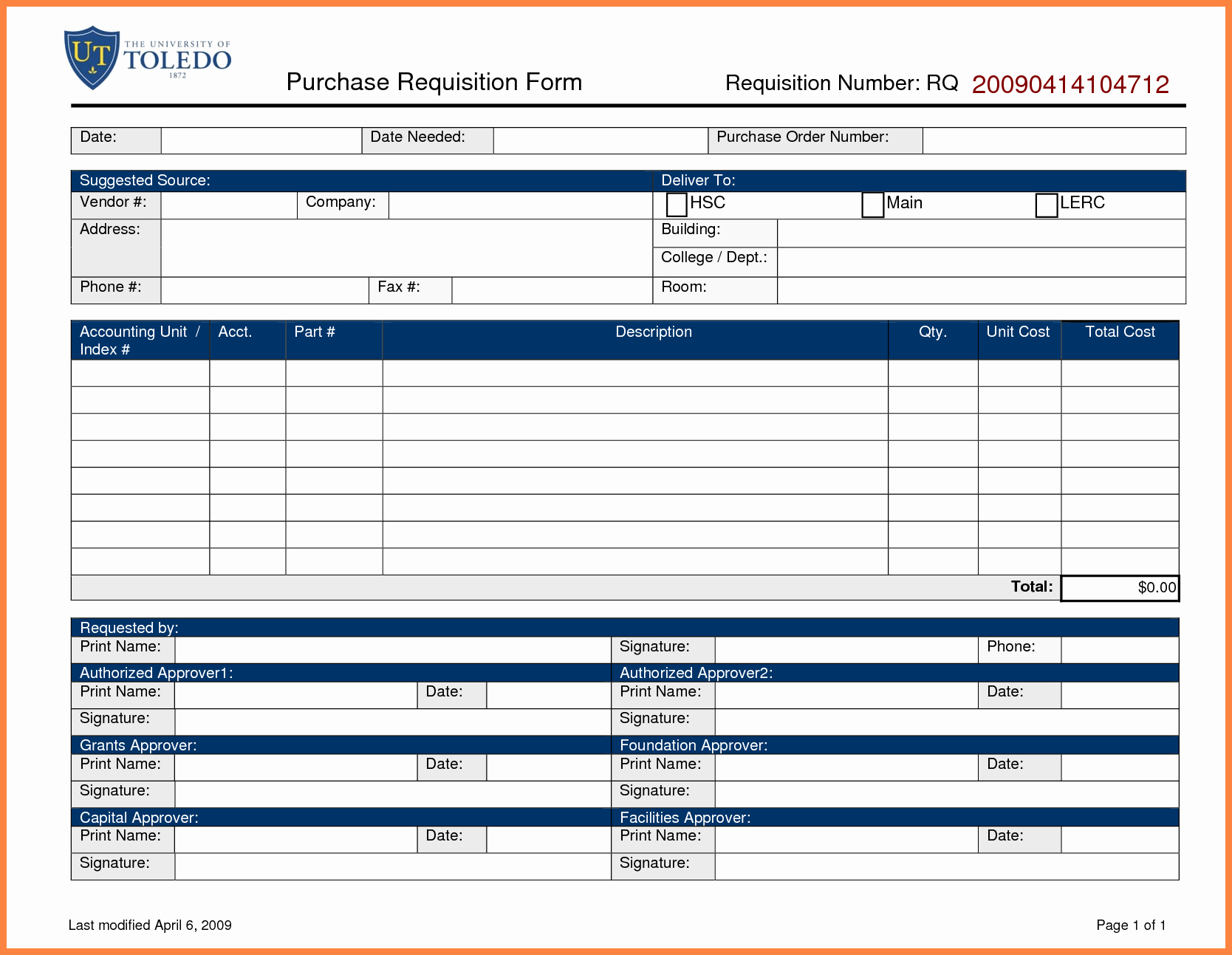 Purchase order Request form Template Inspirational 5 Purchase order Requisition form Template