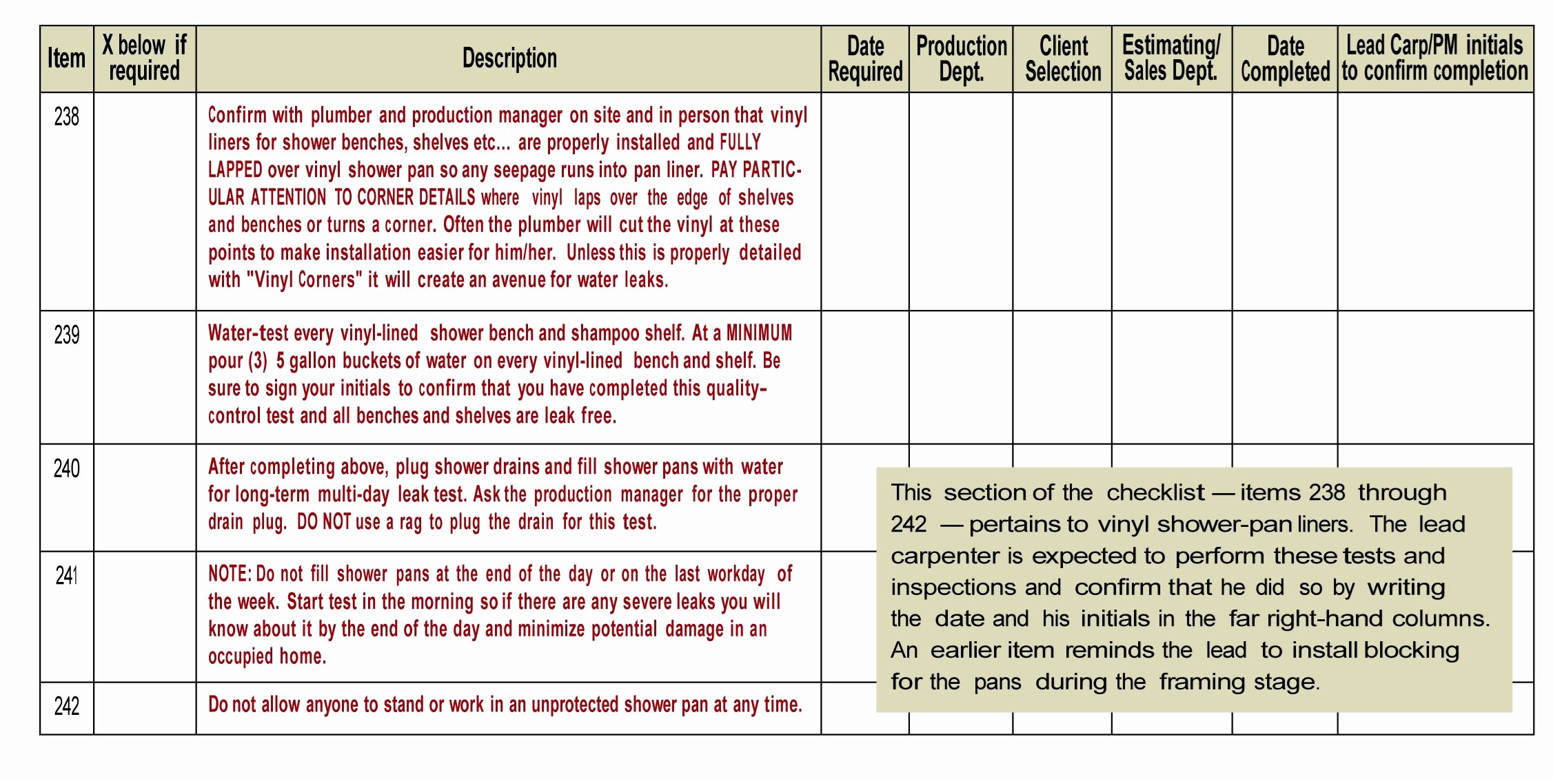 Quality Control Plan Template Construction Best Of Prevent Errors with A Quality Control Checklist