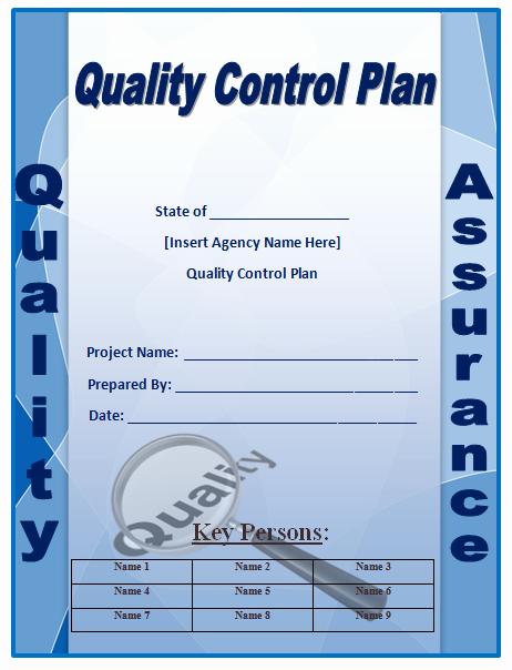 Quality Control Plan Template Excel Elegant Quality Control Plan Template Microsoft Word Templates