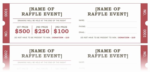 Raffle Flyer Template Word Elegant 97 Best Images About Flyer Ideas Templates On Pinterest