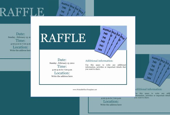 Raffle Flyer Template Word Inspirational How to Write A Business Plan for T Basket Business