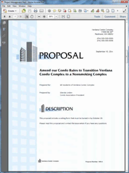 Real Estate Investment Proposal Template New How to Write A Real Estate or Property Business Proposal