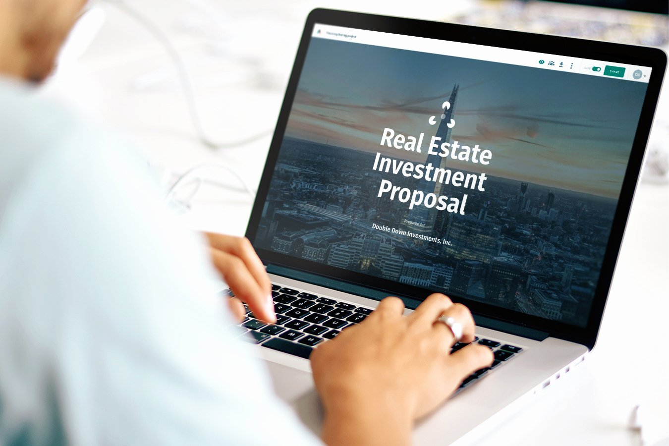 Real Estate Investment Proposal Template Unique Real Estate Investment Proposal Template Professional