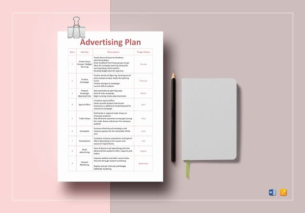 Real Estate Marketing Plan Template Best Of Real Estate Marketing Plan Template 10 Free Pdf Word