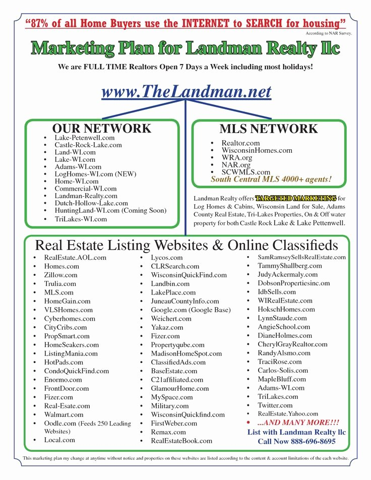 Real Estate Marketing Plan Template Best Of top 25 Best Marketing Plan Sample Ideas On Pinterest