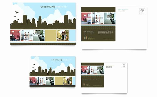 Real Estate Postcards Templates Free Best Of Property Management Postcard Templates