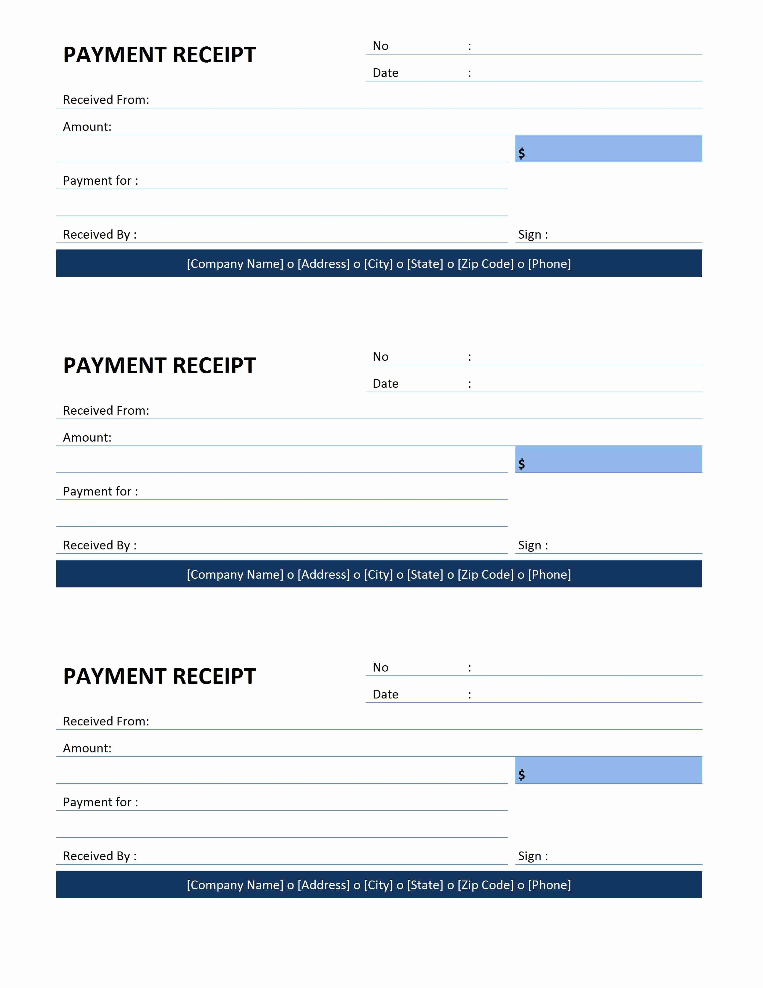 Receipt for Services Template Fresh Receipt Archives