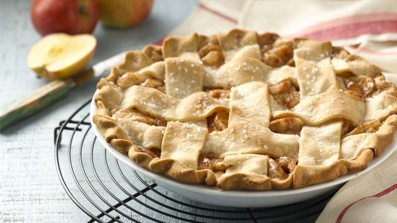 Recipe Template for Mac Fresh Betty Crocker Old Fashioned Apple Pie Recipe
