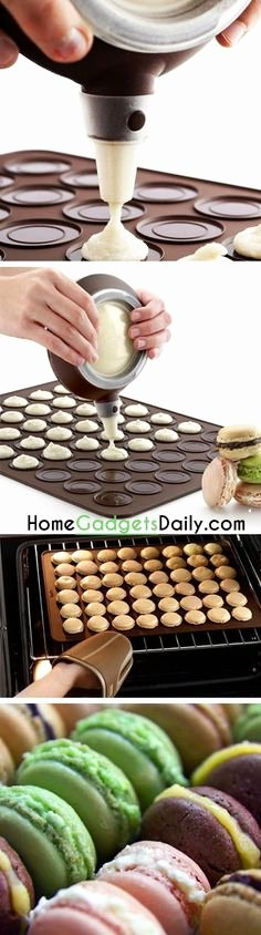 Recipe Template for Mac Fresh French Macaroon Piping Template Macarons