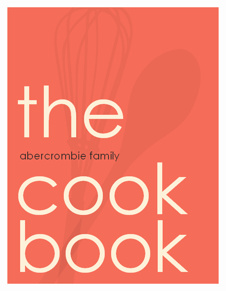 Recipe Template for Mac Unique Diy Cookbook Warning Microsoft Cookbook Templates Do