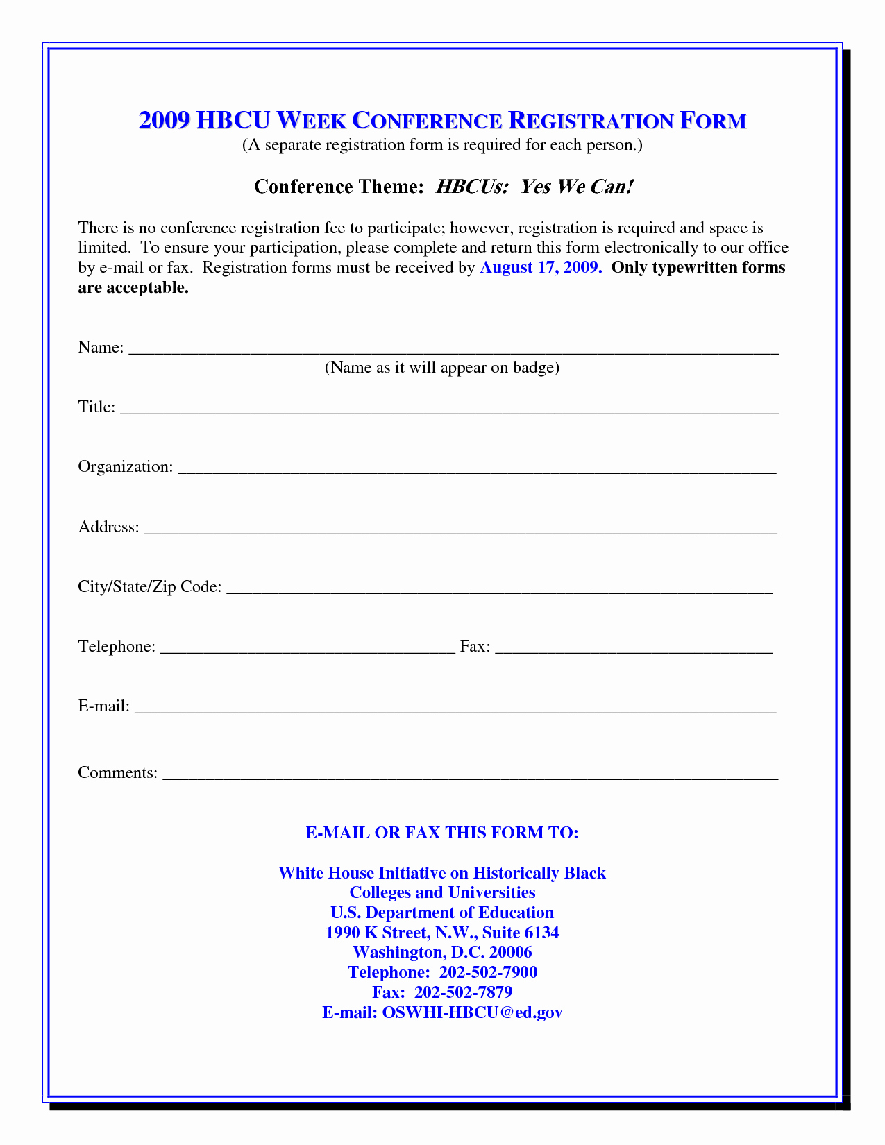 Registration form Template Word Fresh Best S Of Templates for Microsoft Word form Free