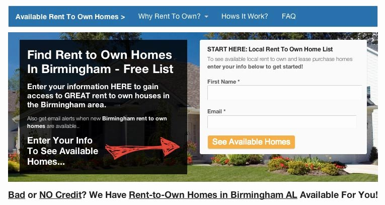 Rent to Own Template New [new] See Our Rent to Own Website Template for Real Estate