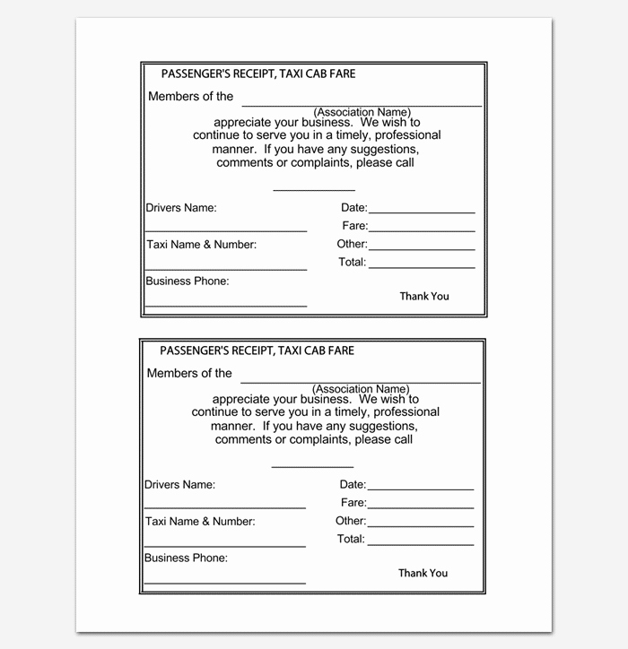 Rental Receipt Template Pdf Elegant Rent Receipt Template 9 forms for Word Doc Pdf format
