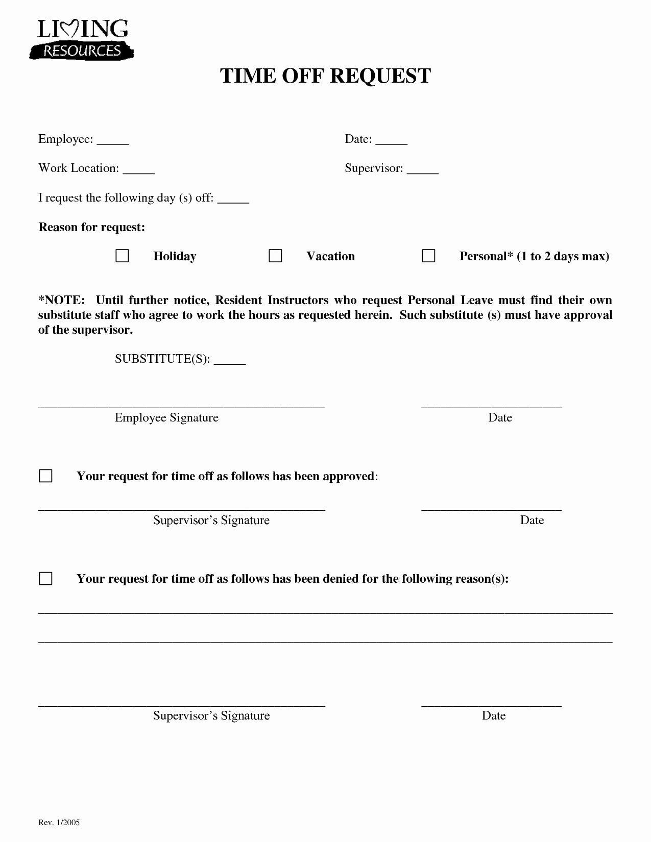 Requesting Time Off Template Awesome Best S Of Time F Work Letter Example Time F