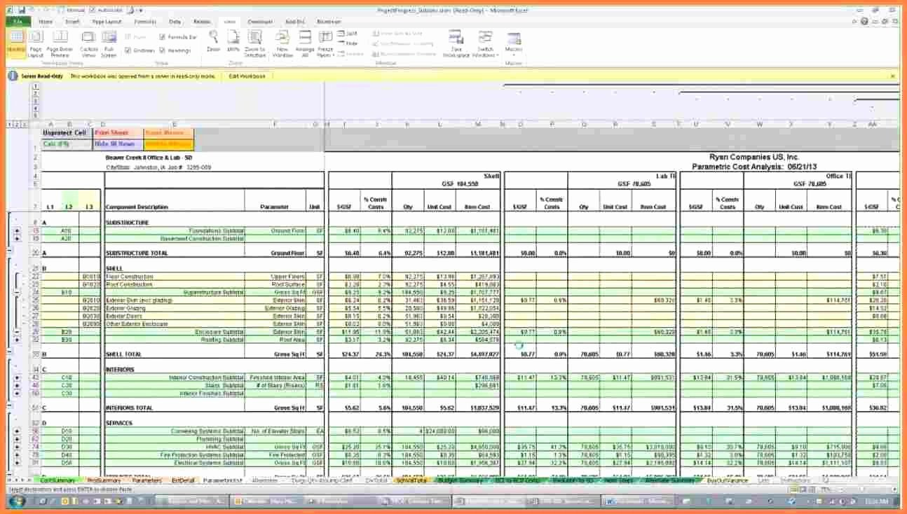 Residential Construction Budget Template Excel Fresh Construction Cost Estimate Vs Actual Spreadsheet