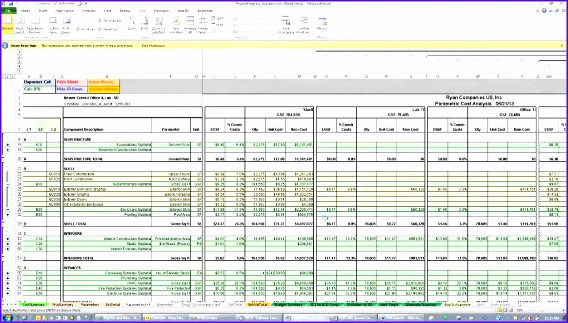 Residential Construction Budget Template Excel Inspirational 10 Construction Bud Template Excel Exceltemplates