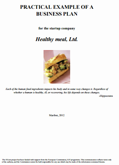 Restaurant Business Plan Template Word Inspirational 32 Free Restaurant Business Plan Templates In Word Excel Pdf