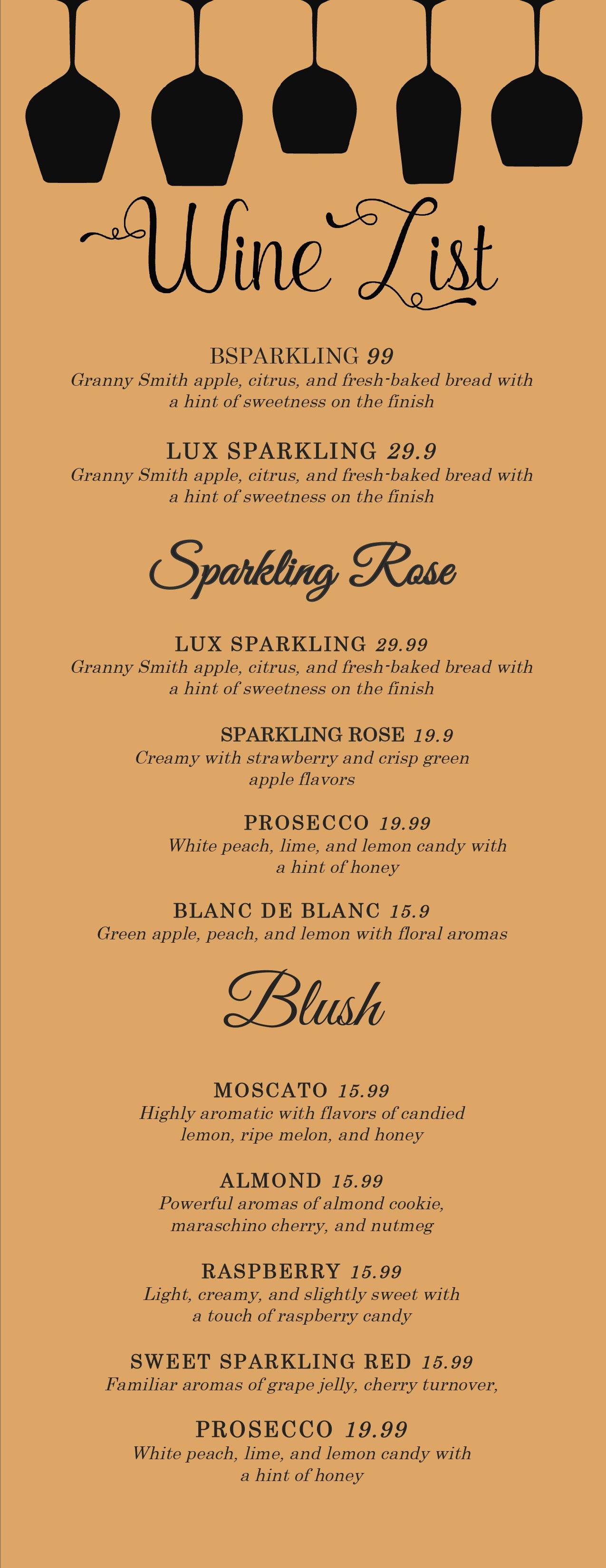 Restaurant Menu Template Word Luxury Design & Templates Menu Templates Wedding Menu Food
