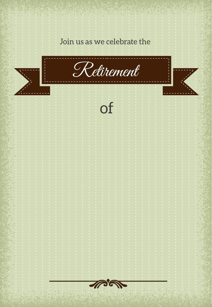 Retirement Party Invitations Templates Awesome 52 Best Retirement Party Images On Pinterest