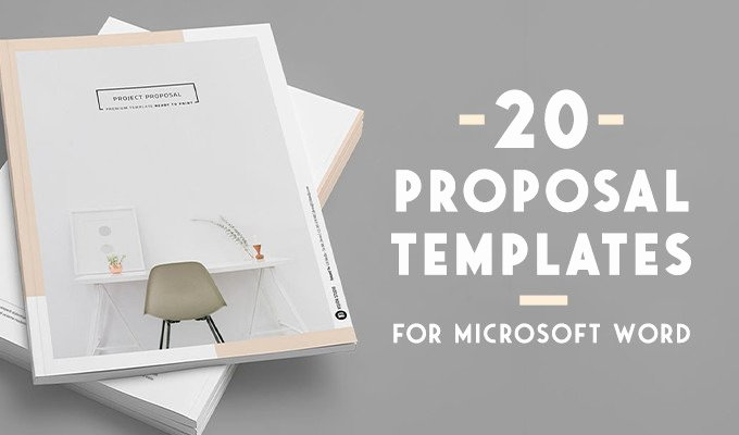 Rfp Response Template Word Lovely 20 Creative Business Proposal Templates You Won T Believe