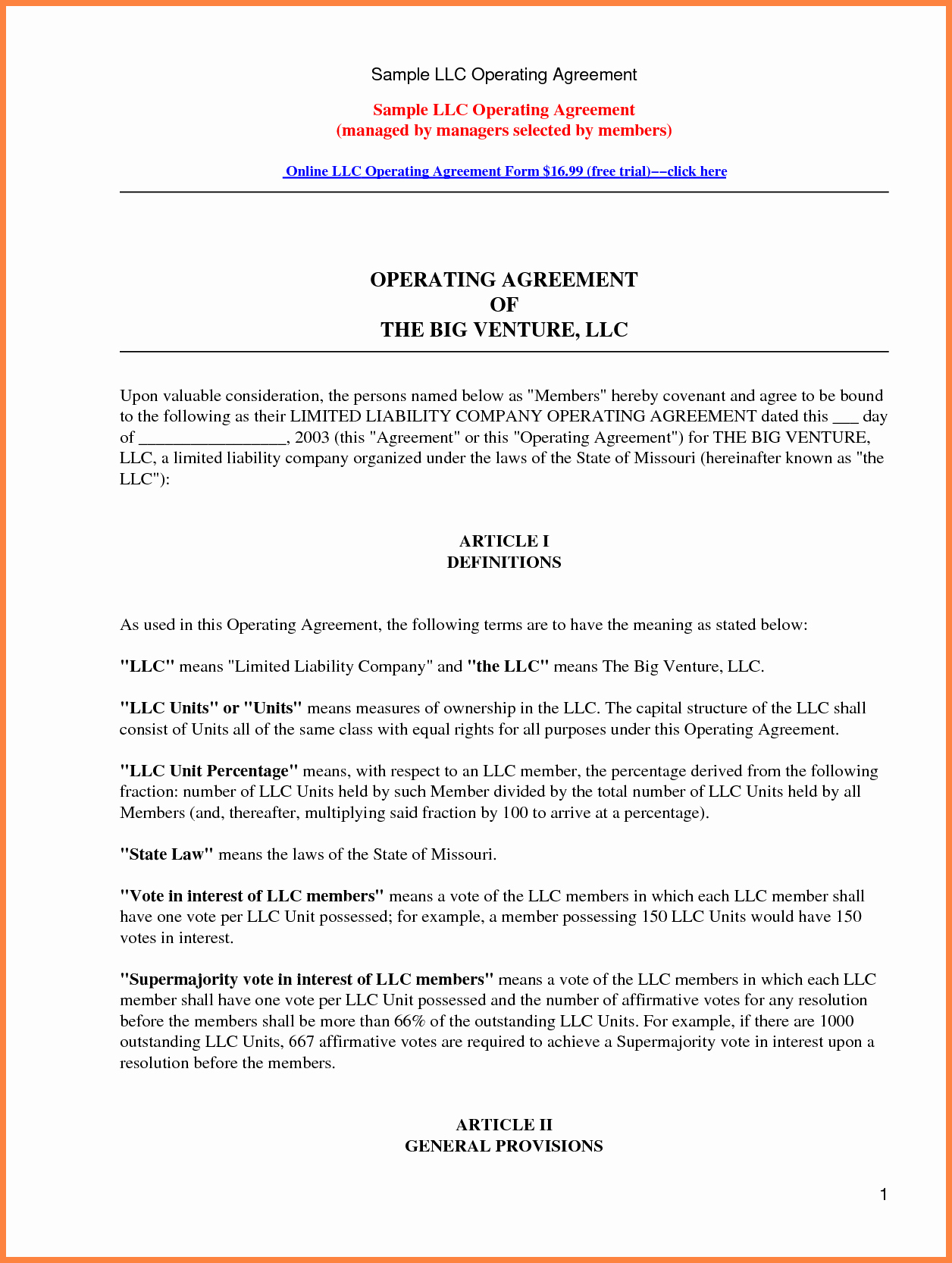 S Corporation Operating Agreement Template Beautiful 10 Small Business Operating Agreement Template