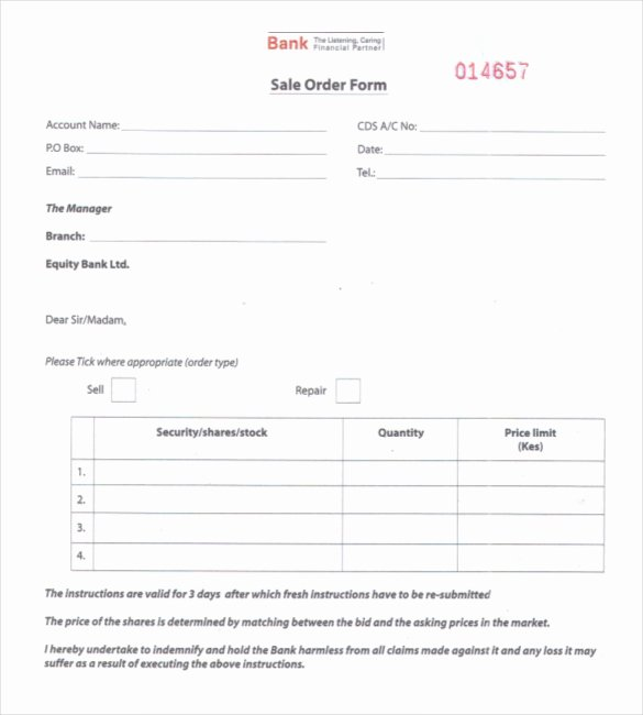 Sales order forms Templates Elegant 25 Sales order Templates Ai Word
