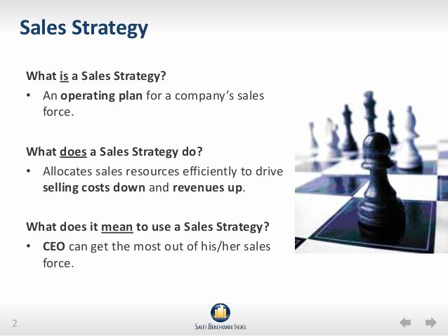 Sales Plan Template Ppt Best Of Sales Strategy 2013 Success