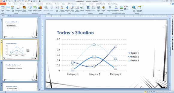 Sales Plan Template Ppt Fresh Strategic Plan Template for Powerpoint 2013