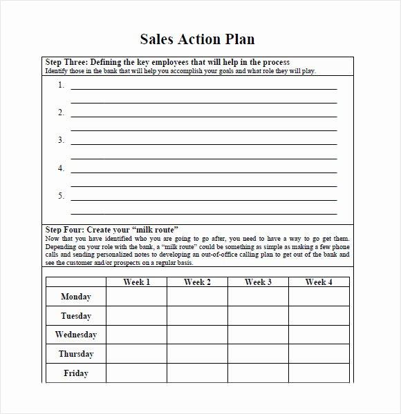 Sales Plan Template Ppt Inspirational Sample Sales Plan 19 Example format