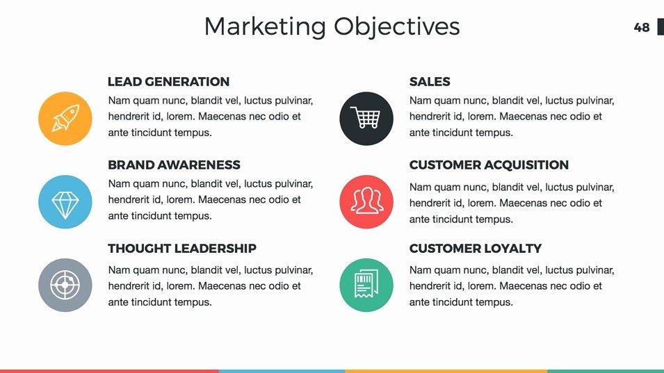 Sales Plan Template Ppt Lovely Marketing Plan Presentation Template