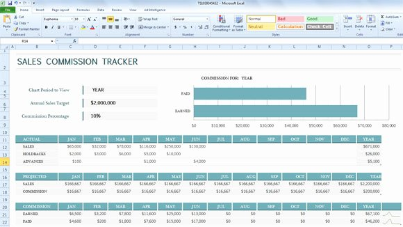 Sales Planning Template Excel Unique Sales Mission Tracker Template for Excel 2013