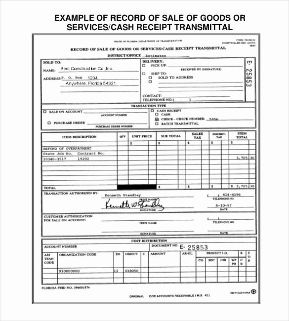 Sales Receipt Template Pdf Fresh 28 Sales Receipt Templates Word Pdf Excel Apple