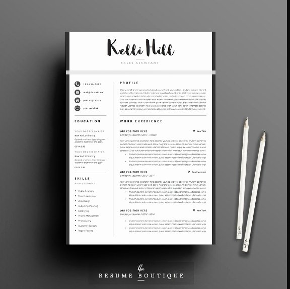 Sales Resume Template Word Unique 10 Sales Resume Template Word Psd Eps and Ai format