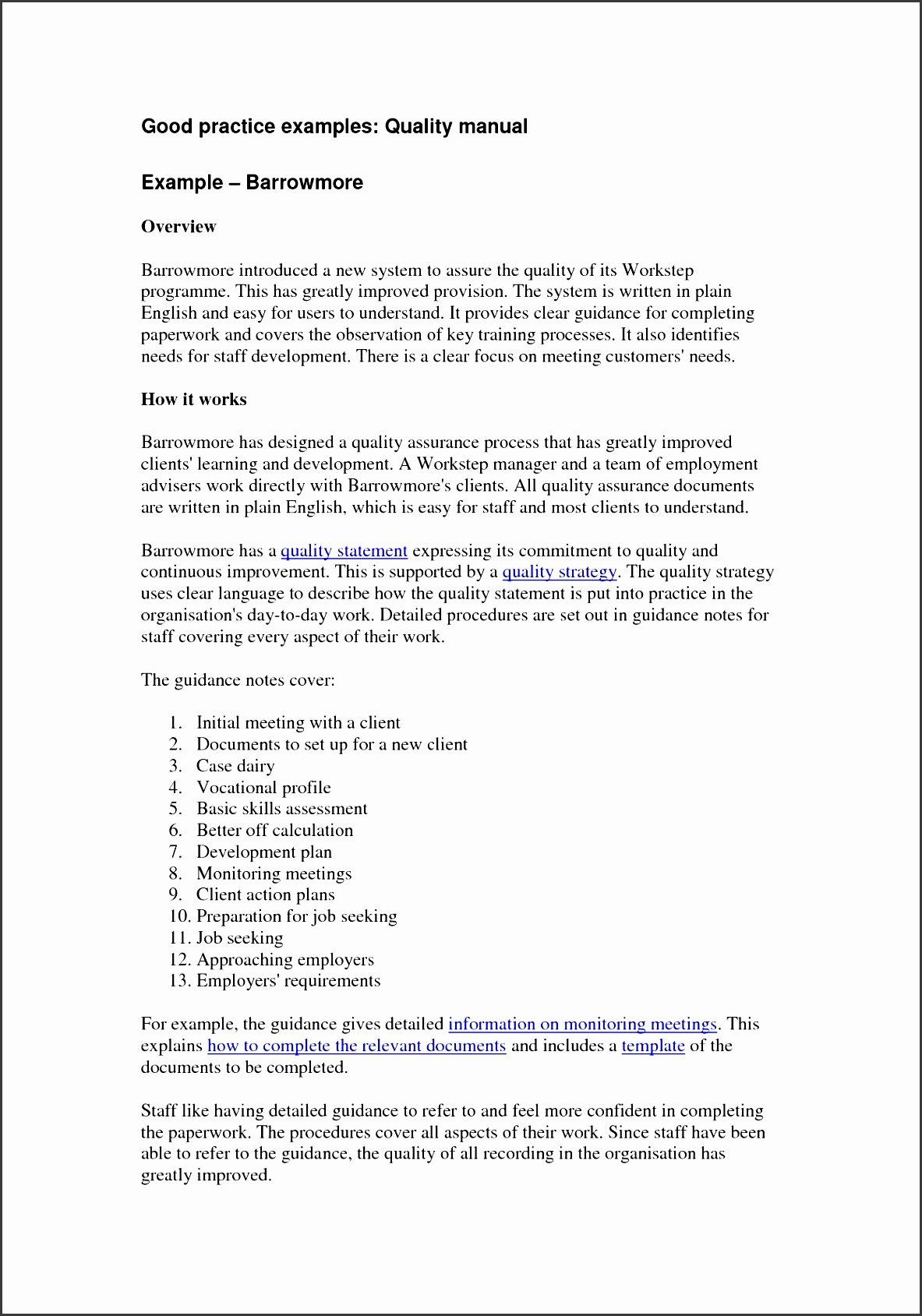 Sales Training Manual Template New 5 Training Manual Template Sampletemplatess