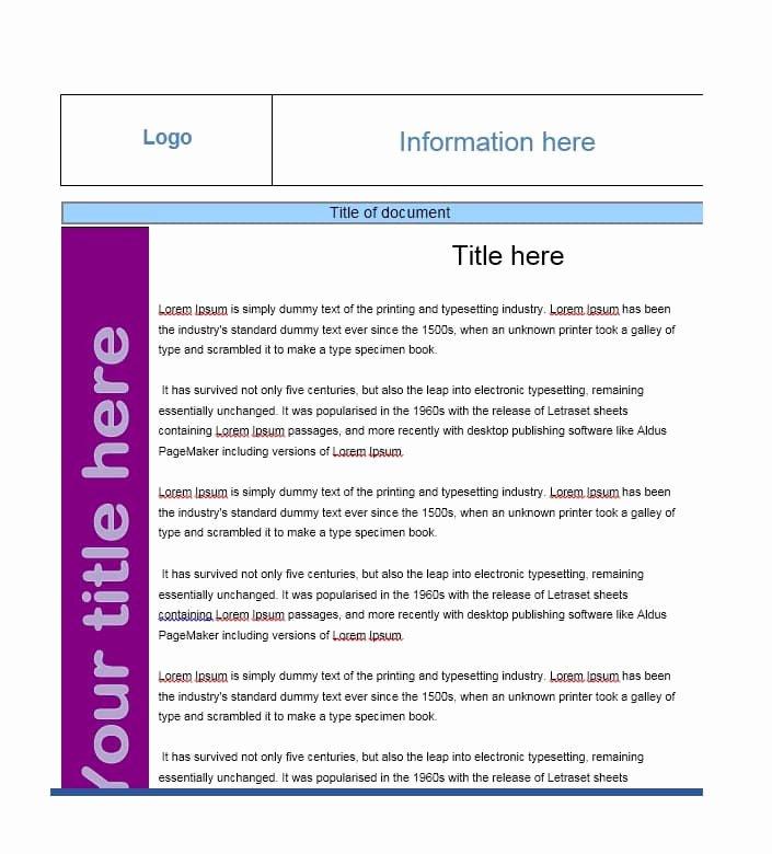 Sample Fact Sheet Template Elegant Fact Sheets Template