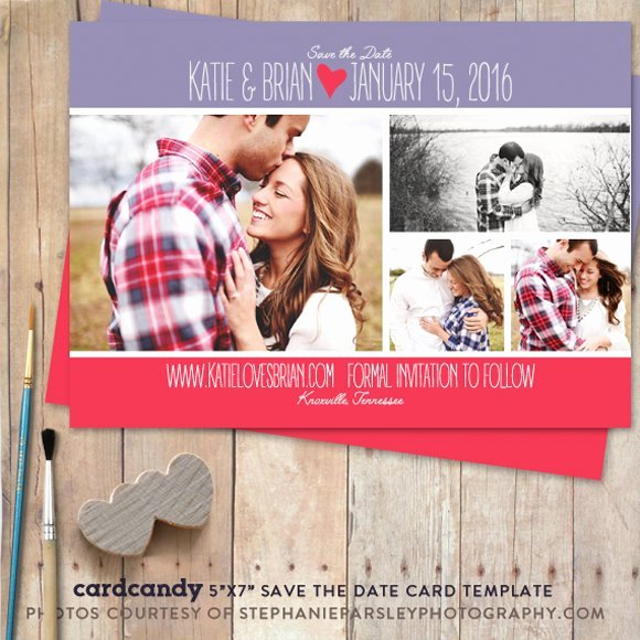 Save the Date Photoshop Templates Awesome Save the Date Grapher Templates Wedding Templates