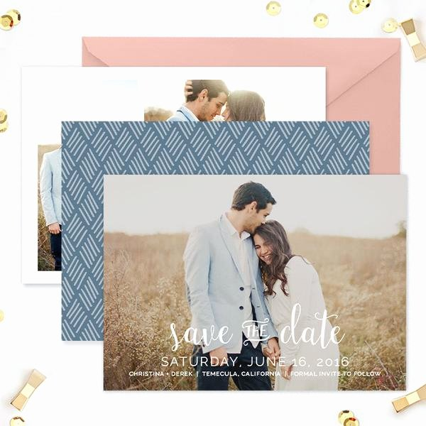 Save the Date Photoshop Templates Awesome Save the Date Template