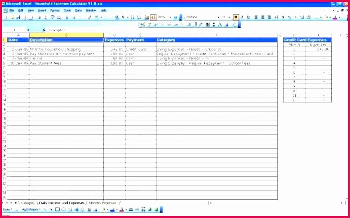 Schedule C Excel Template Beautiful 5 Excel Spreadsheet Download