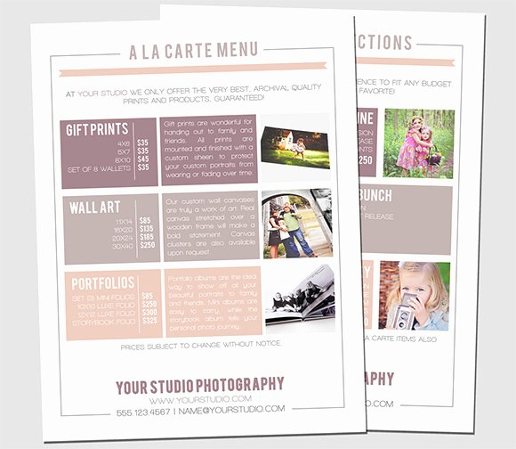 Sell Sheet Template Free Unique Sell Sheet Template – 9 Samples Examples format