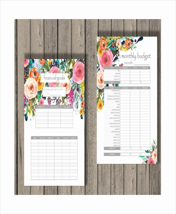 Semi Monthly Budget Template Fresh 18 Monthly Bud Template Excel