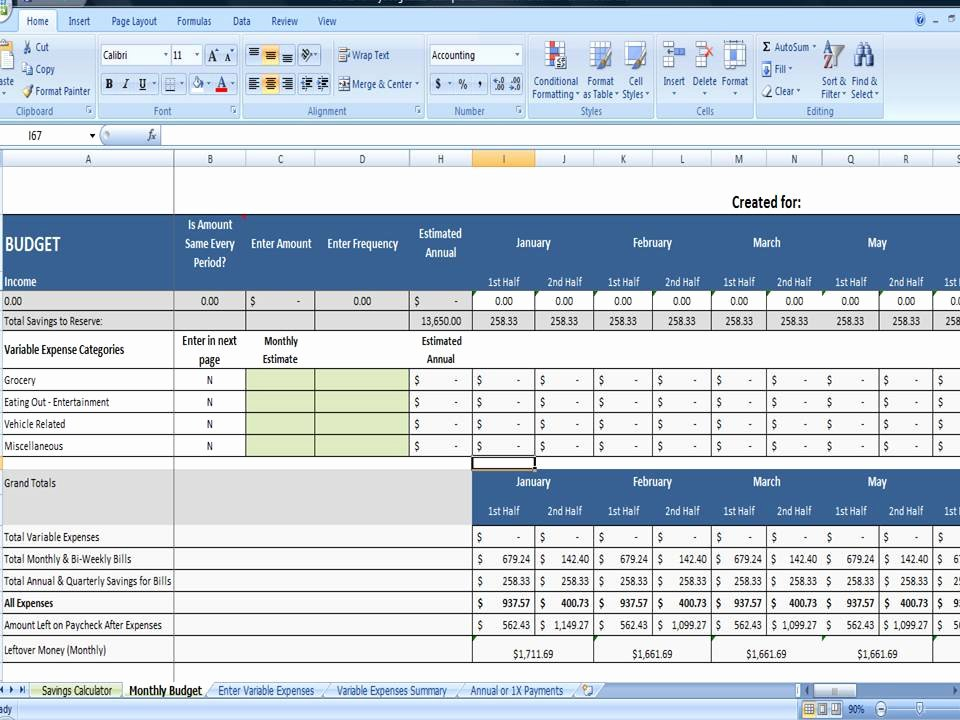 Semi Monthly Budget Template Lovely Savings Goal Calculator Excel Simple Tar Savings