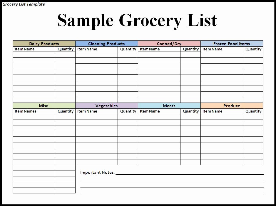 Shopping List Template Excel New Blog Archives Slickteam
