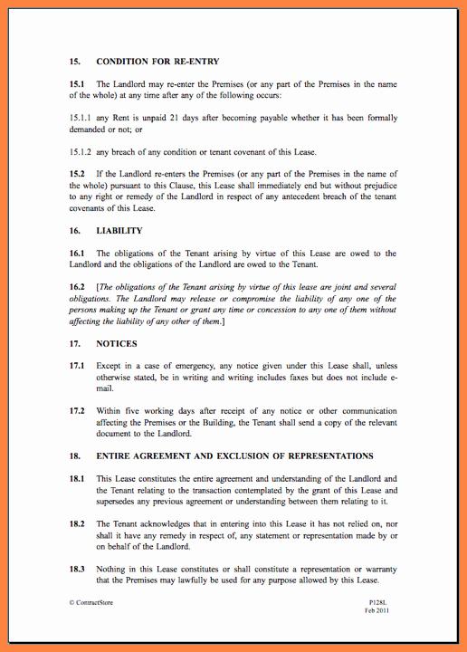 Short Term Rental Agreement Template Lovely 8 Short Term Tenancy Agreement Template Uk