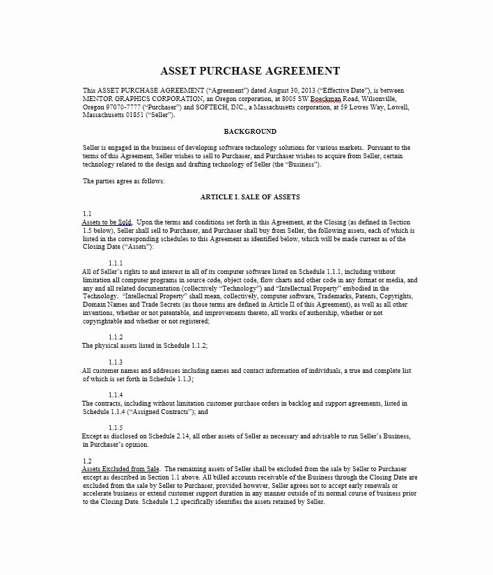 Simple Buy Sell Agreement Template Elegant 37 Simple Purchase Agreement Templates [real Estate Business]