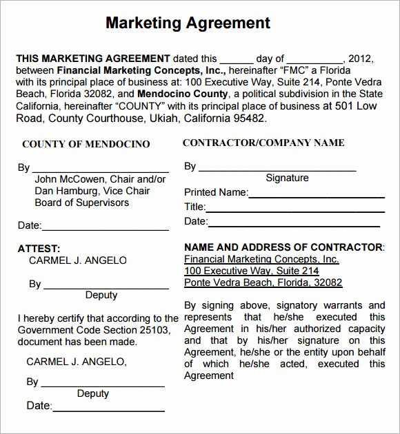 Simple Consulting Agreement Template Unique Consulting Contract Template Free