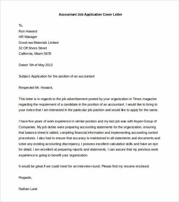 Simple Cover Letter Template Word Elegant 55 Cover Letter Templates Pdf Ms Word Apple Pages