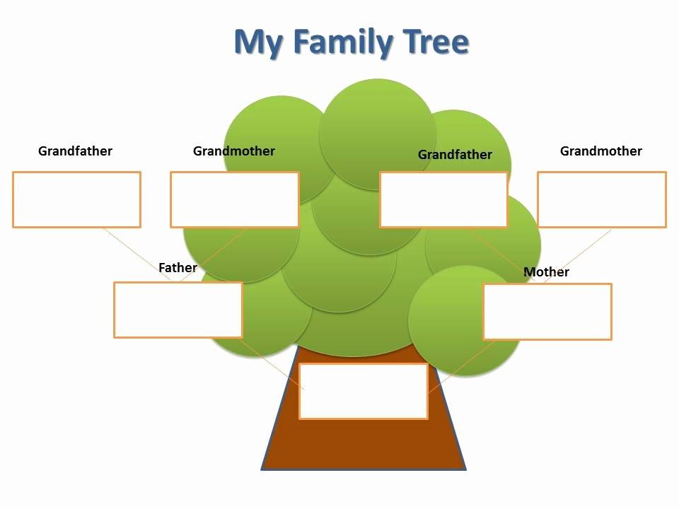 Simple Family Tree Template Luxury Family Tree S – Weneedfun