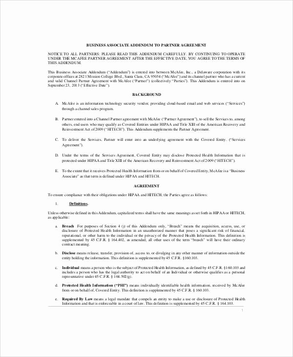 Simple Partnership Agreement Template Luxury Business Partnership Contract