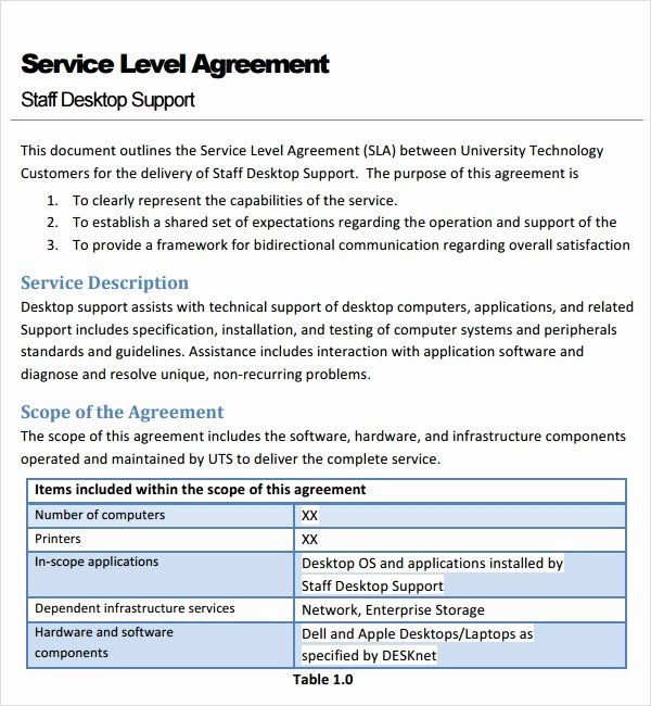 Simple Service Agreement Template Lovely Sample Service Agreement Template 17 Free Documents